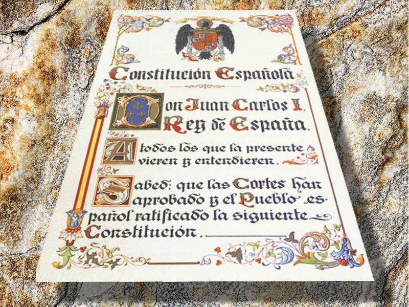 40 AÑOS DE CONSTITUCIÓN: ANTES DE MODIFICARLA, HAY QUE CUMPLIRLA